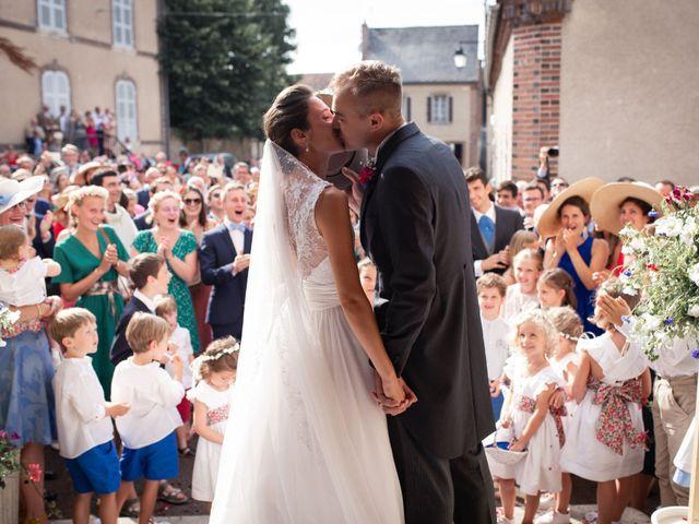 Le mariage de Louis et Camille à Grandchamp, Yonne 21