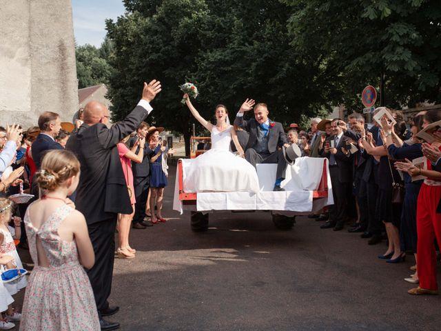 Le mariage de Louis et Camille à Grandchamp, Yonne 22