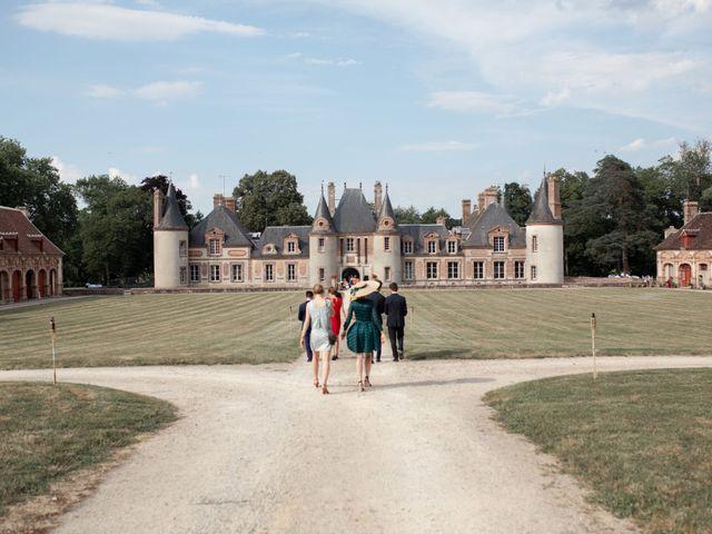 Le mariage de Louis et Camille à Grandchamp, Yonne 23