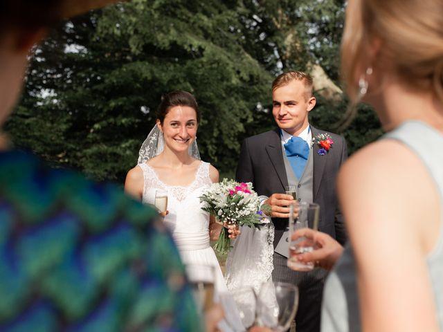 Le mariage de Louis et Camille à Grandchamp, Yonne 24