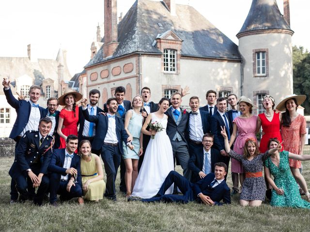 Le mariage de Louis et Camille à Grandchamp, Yonne 28