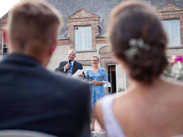 Le mariage de Louis et Camille à Grandchamp, Yonne 29