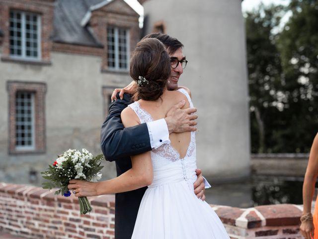 Le mariage de Louis et Camille à Grandchamp, Yonne 30