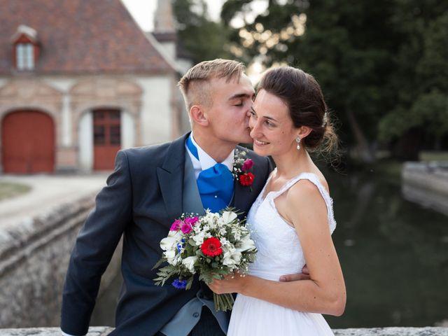 Le mariage de Louis et Camille à Grandchamp, Yonne 31