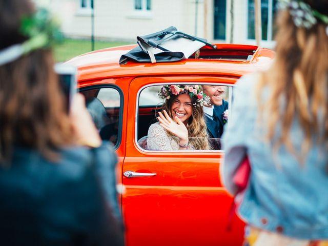 Le mariage de Marine et Loic à Saint-Martin-le-Gaillard, Seine-Maritime 7