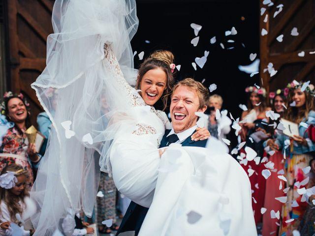 Le mariage de Marine et Loic à Saint-Martin-le-Gaillard, Seine-Maritime 13