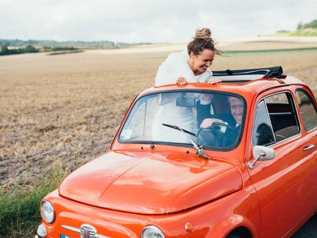 Le mariage de Marine et Loic à Saint-Martin-le-Gaillard, Seine-Maritime 15