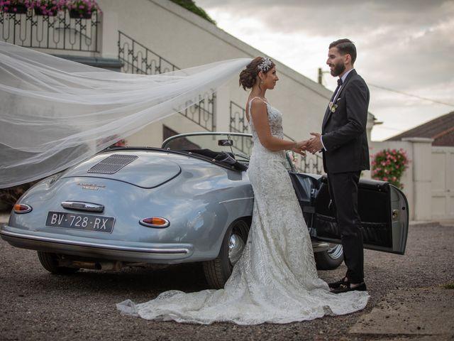 Le mariage de Alexandre et Laetitia à Osny, Val-d'Oise 5