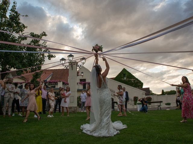 Le mariage de Alexandre et Laetitia à Osny, Val-d'Oise 9