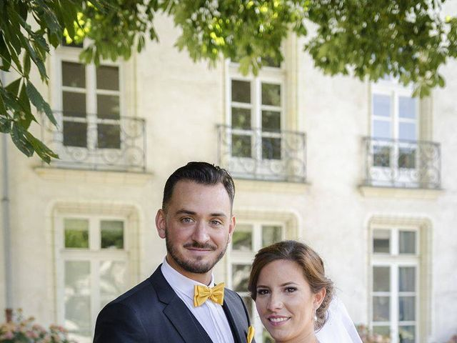 Le mariage de Matthieu et Aurélie à Nantes, Loire Atlantique 13