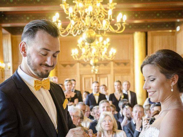 Le mariage de Matthieu et Aurélie à Nantes, Loire Atlantique 11