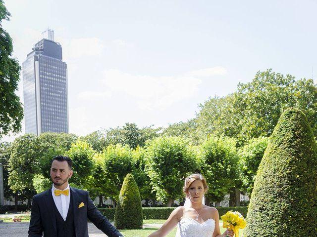 Le mariage de Matthieu et Aurélie à Nantes, Loire Atlantique 15