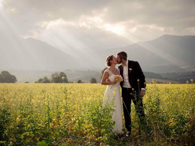Le mariage de Antoine et Perrine à Monestier-de-Clermont, Isère 2