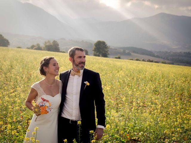 Le mariage de Antoine et Perrine à Monestier-de-Clermont, Isère 3