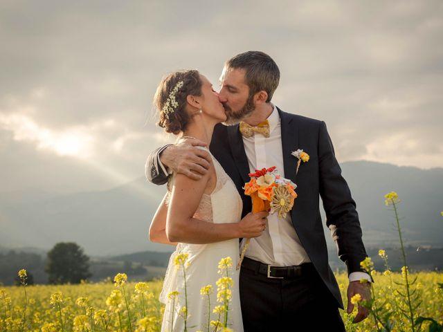 Le mariage de Antoine et Perrine à Monestier-de-Clermont, Isère 4