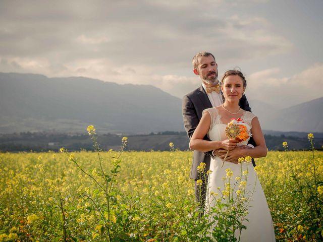 Le mariage de Antoine et Perrine à Monestier-de-Clermont, Isère 5