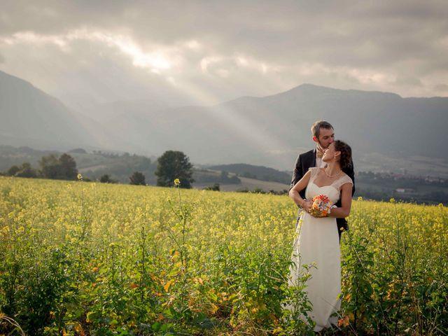 Le mariage de Antoine et Perrine à Monestier-de-Clermont, Isère 6