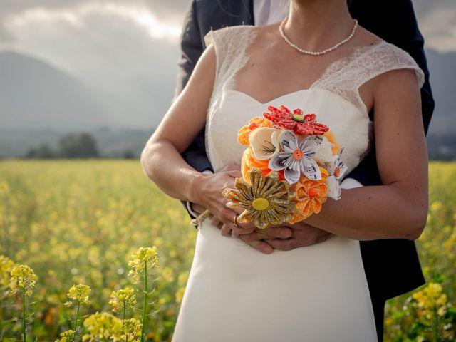 Le mariage de Antoine et Perrine à Monestier-de-Clermont, Isère 7
