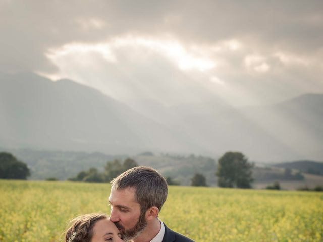Le mariage de Antoine et Perrine à Monestier-de-Clermont, Isère 9