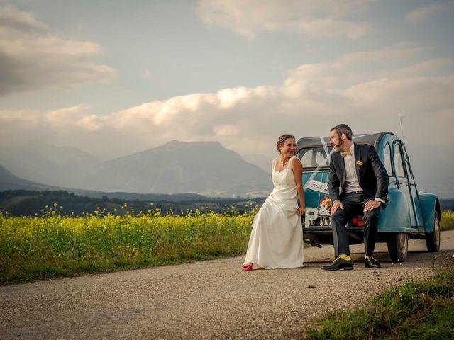Le mariage de Antoine et Perrine à Monestier-de-Clermont, Isère 10