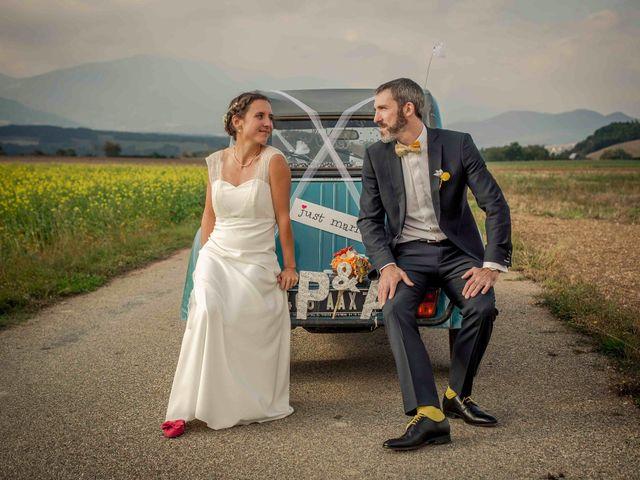 Le mariage de Antoine et Perrine à Monestier-de-Clermont, Isère 11