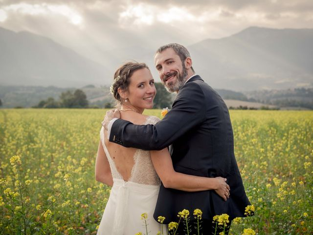 Le mariage de Antoine et Perrine à Monestier-de-Clermont, Isère 14