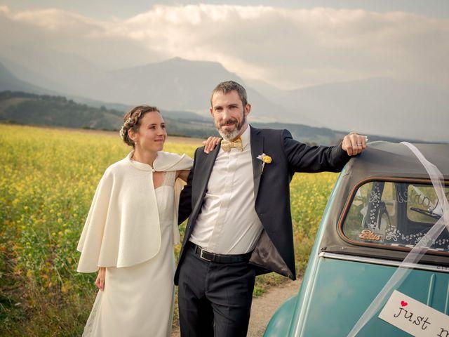 Le mariage de Antoine et Perrine à Monestier-de-Clermont, Isère 20