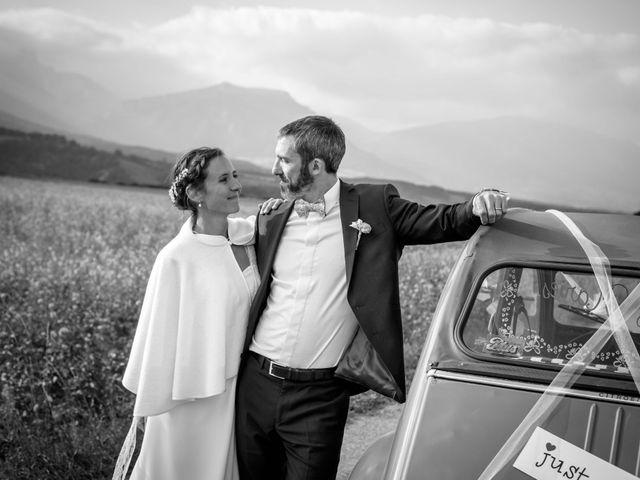 Le mariage de Antoine et Perrine à Monestier-de-Clermont, Isère 21