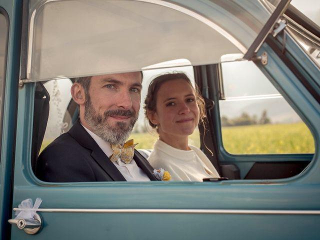 Le mariage de Antoine et Perrine à Monestier-de-Clermont, Isère 23
