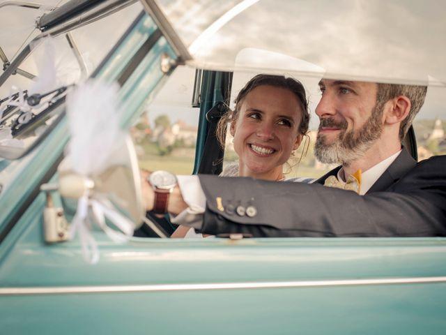 Le mariage de Antoine et Perrine à Monestier-de-Clermont, Isère 25