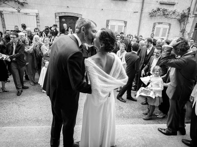 Le mariage de Antoine et Perrine à Monestier-de-Clermont, Isère 28