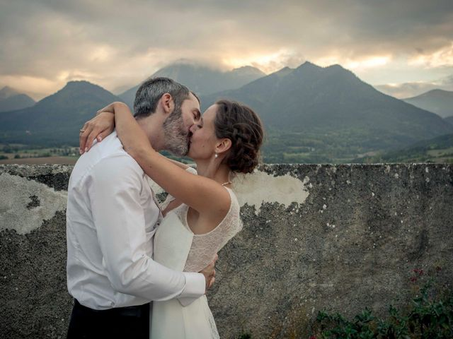 Le mariage de Antoine et Perrine à Monestier-de-Clermont, Isère 29
