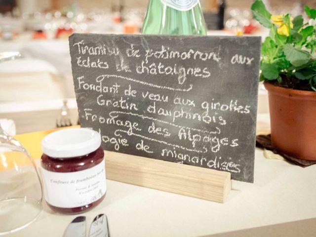 Le mariage de Antoine et Perrine à Monestier-de-Clermont, Isère 33