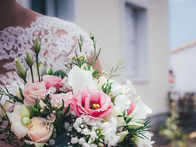 Le mariage de Kevin et Charlène à Le Bois-Plage-en-Ré, Charente Maritime 12