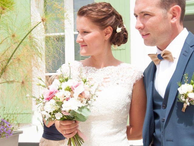 Le mariage de Kevin et Charlène à Le Bois-Plage-en-Ré, Charente Maritime 15