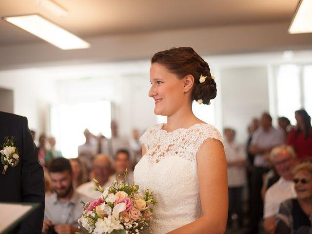 Le mariage de Kevin et Charlène à Le Bois-Plage-en-Ré, Charente Maritime 20