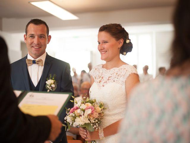 Le mariage de Kevin et Charlène à Le Bois-Plage-en-Ré, Charente Maritime 22