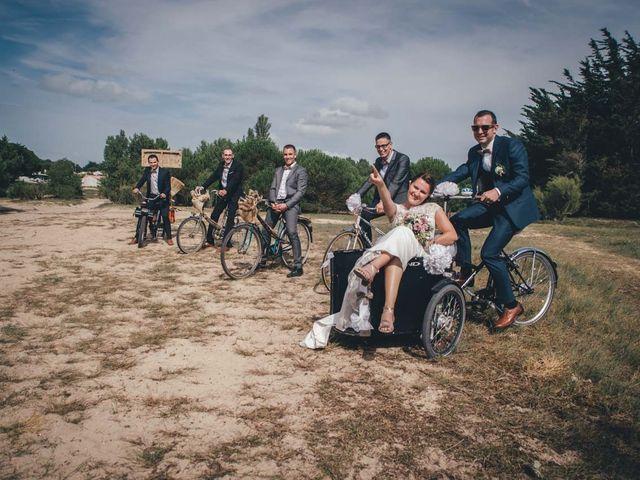 Le mariage de Kevin et Charlène à Le Bois-Plage-en-Ré, Charente Maritime 43