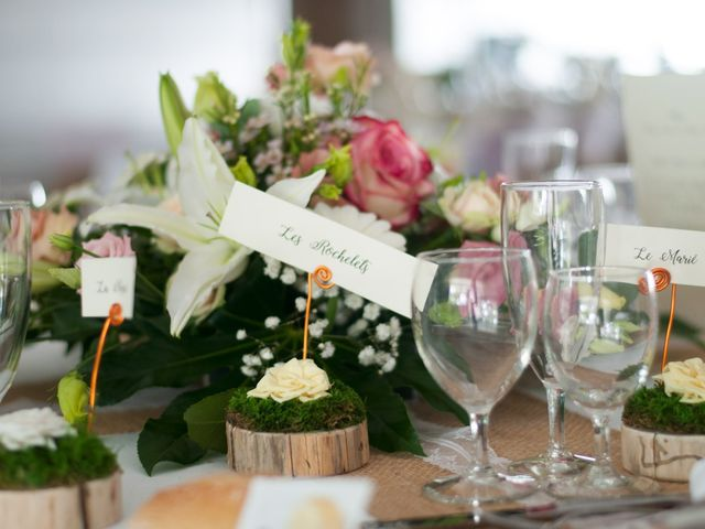 Le mariage de Kevin et Charlène à Le Bois-Plage-en-Ré, Charente Maritime 46