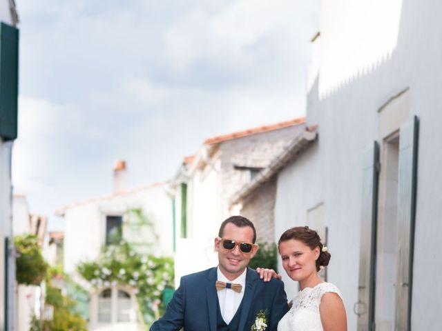 Le mariage de Kevin et Charlène à Le Bois-Plage-en-Ré, Charente Maritime 52