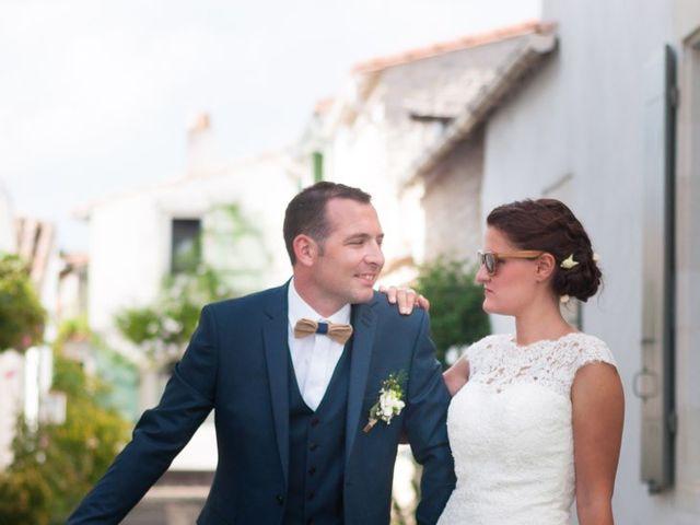 Le mariage de Kevin et Charlène à Le Bois-Plage-en-Ré, Charente Maritime 54
