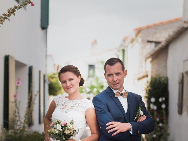 Le mariage de Kevin et Charlène à Le Bois-Plage-en-Ré, Charente Maritime 61