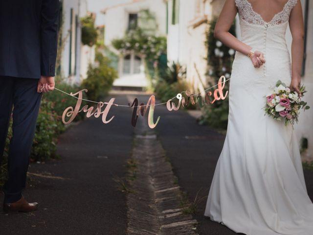 Le mariage de Kevin et Charlène à Le Bois-Plage-en-Ré, Charente Maritime 63