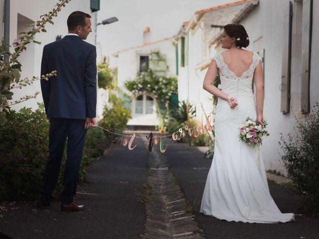 Le mariage de Kevin et Charlène à Le Bois-Plage-en-Ré, Charente Maritime 64