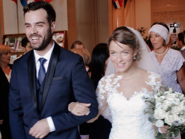 Le mariage de Damien et Sophie à Saint-Mandé, Val-de-Marne 34