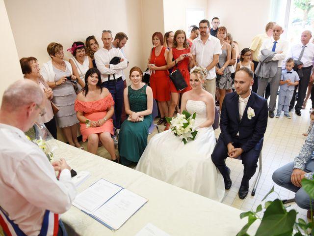 Le mariage de Cyrille et Caroline à Lyon, Rhône 25