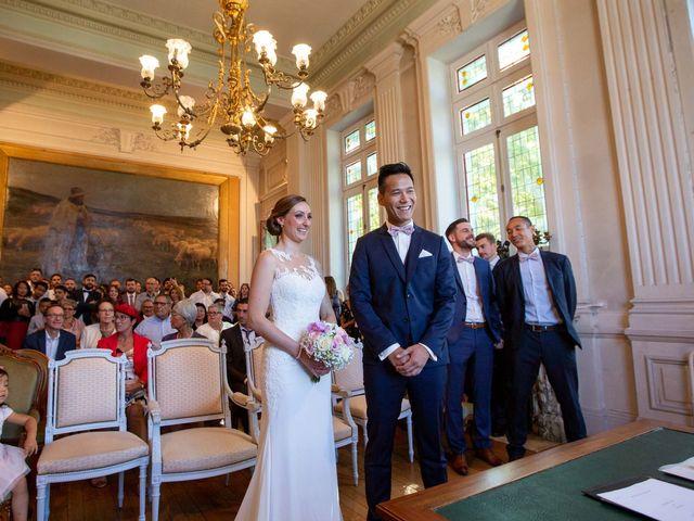 Le mariage de Sébastien et Elise à Oullins, Rhône 1
