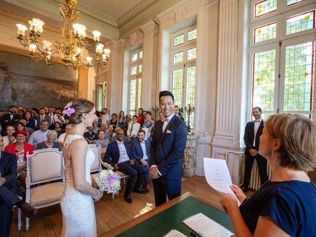 Le mariage de Sébastien et Elise à Oullins, Rhône 5