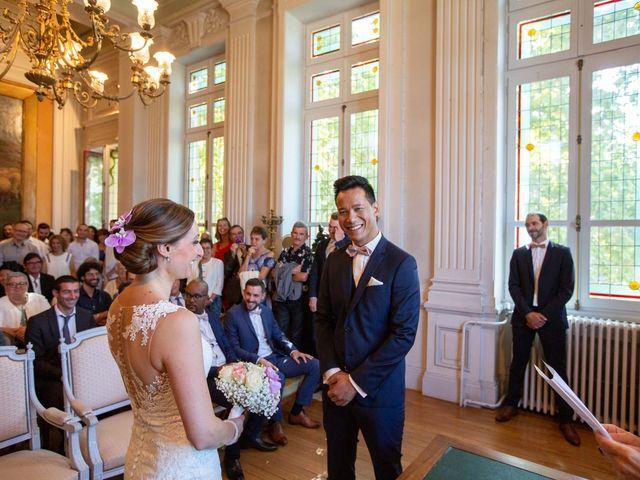 Le mariage de Sébastien et Elise à Oullins, Rhône 7