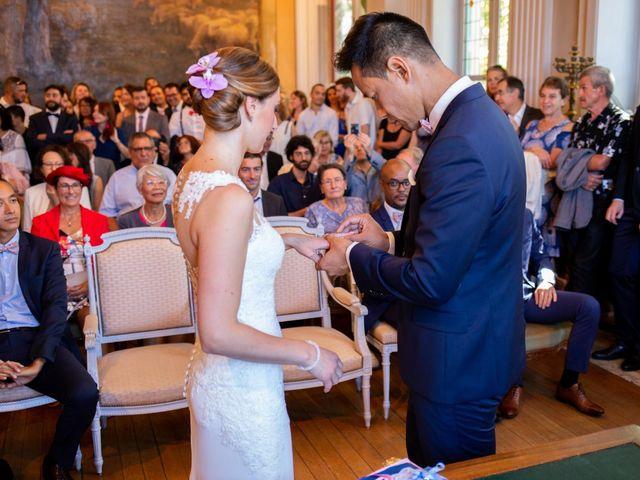 Le mariage de Sébastien et Elise à Oullins, Rhône 8